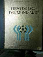 Libro De Oro Del Mundial: Burone, Carlos