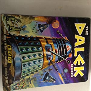 The Dalek Book: Whitaker, David and Nation, Terry