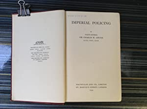 Imperial Policing: SIR GWYNN, CHARLES, W.