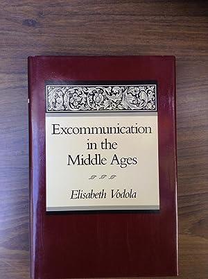 Excommunication in the Middle Ages: Vodola, Elizabeth