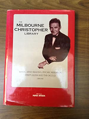 The Milbourne Christopher Library Magin, Mind Reading,: Christopher, Maureen Brooks