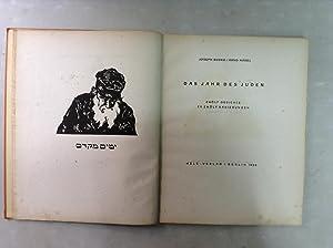 Das Jahr des Juden: Budko, Joseph Nadel,