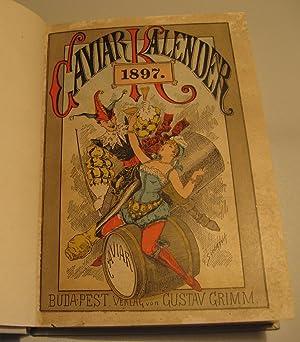 Caviar-Kalender 1897. Eilfter Jahrgang.: Qui Rit, Jean
