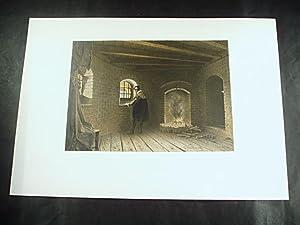 Konung Erik XIV:s fängelse - Gripsholm /: Colour plate] Billmark,