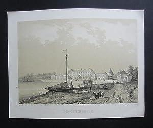 Drottningholm.: Plate] Berg, Joh.