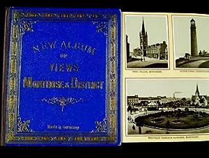 New album of views Montrose & District.: Leporello album]