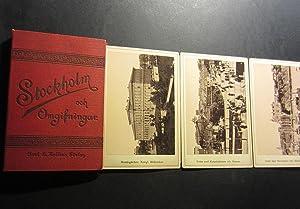 Stockholm och omgifningar.: Photographs]