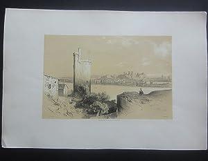 "Avignon [published for ""Pittoresk Resetour från Stockholm: Plate] Billmark, Carl"