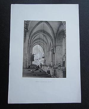 Wreta Klosters Kyrka / Eglise de l: Plate] Billmark, Carl