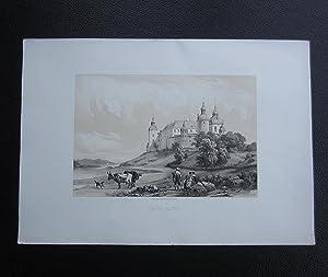 Leckö Slott: Plate] Billmark, Carl