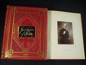 Nordiskt Kunstner-Album 1878. Et udvalg af nyere: Photo books] Jaeger,