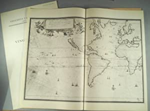 Vingboon`s maps in Sweden. Anecdota Cartographica II. Edita a L. Bagrow.