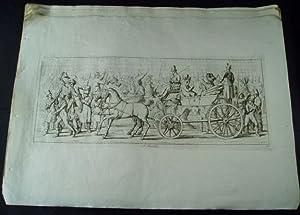 Il carnevale di Roma.: Plates] [Mörner, Hjalmar]