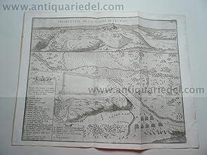 Levice, anno 1670, Gualdo Prioato: Galeazzo Gualdo, 1606-1678