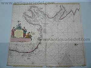 East-England/anno 1715, map, van Keulen: Keulen Johannes van