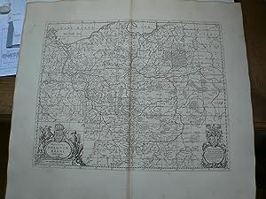Novissima POLONIAE REGNI descriptio, 1680, M.Pitt: Pitt Moses, 1639-1697