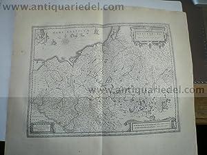 Meklenburg ducatus, anno 1647, Janssonius J., franz.: Janssonius Jan,1588-1664