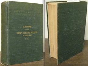 Annual report of the New Jersery State Museum, including a report of the plants of southern New J...