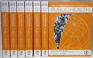 International encyclopedia of public health. Second edition.: Quah, Stella R.