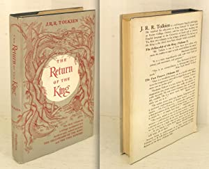 The return of the king, being the third part of The Lord of The Rings: Tolkien, J.R.R.