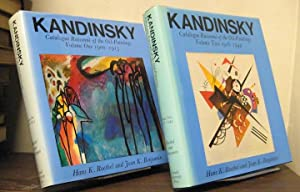 Kandinsky; catalogue raisonne of the oil-paintings, volume: Roethel, Hans K.