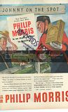 "Advertisement: Philip Morris Cigarettes ""Johnny on the Spot"": Reich Committee For Tourist ..."