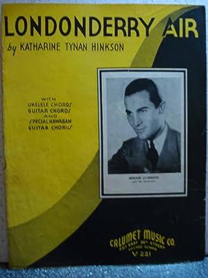 Londonderry Air: Hinkson, Katharine Tynan