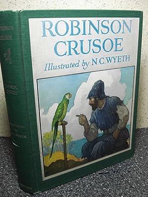 Robinson Crusoe: Defoe, Daniel &