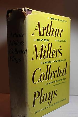 Arthur miller essays