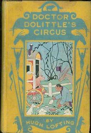 Doctor Doolittle's Circus: Lofting, Hugh; Lofting, Hugh