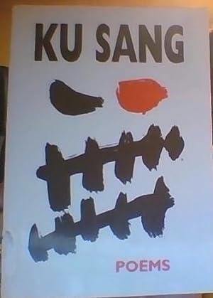 Wastelands of Fire: Selected Poems of Ku: Sang, Ku