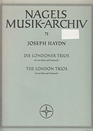 The London Trios for Two Flutes &: Haydn, Joseph
