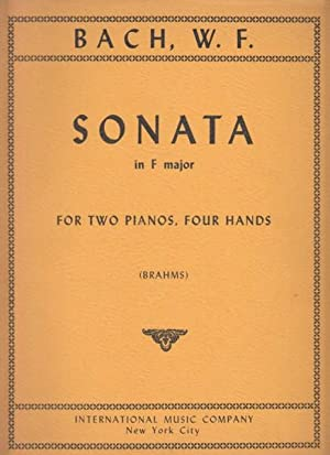 sonata in b minor two pianos four hands