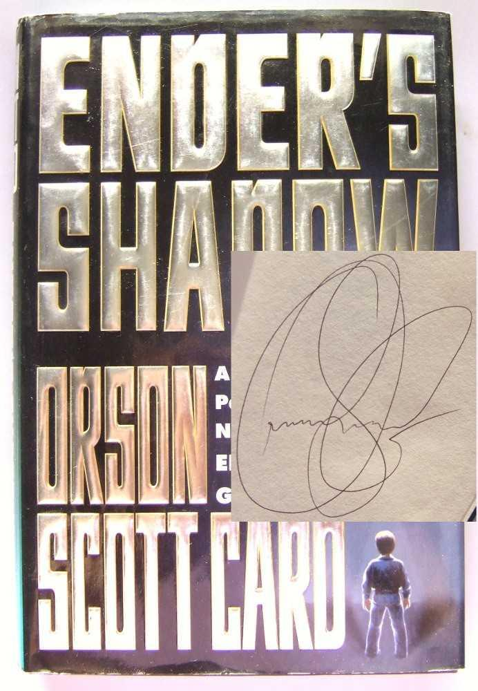 Enders Shadow By Card Orson Scott Tor Books 9780312868604