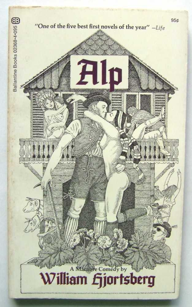 Alp: A Macabre Comedy, Hjortsberg, William