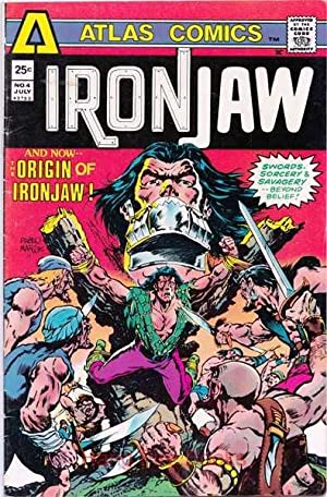 Ironjaw [Iron Jaw] #4: Pablo Marcos (art);