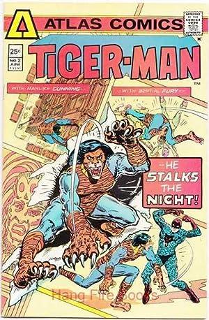 Tiger-Man #2: Steve Ditko (Art);