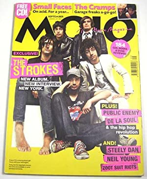Mojo Music Magazine #118 (September, 2003): Phil Alexander (ed);