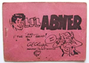 "LiL Abner and the Wolf Broad! (Tijuana Bible, 8-Pager): Al Clapp""; parody of Li' Abner ..."