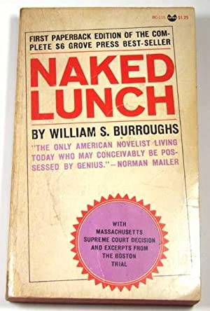 Naked lunch by burroughs