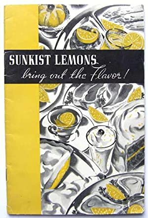 Sunkist Lemons Bring Out the Flavor
