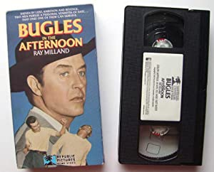 Bugles in the Afternoon [VHS]: Ray Milland (Actor);