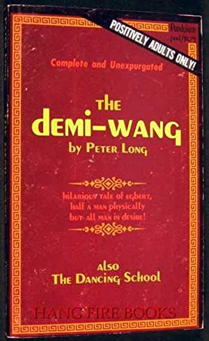 The Demi-Wang, also The Dancing School: Peter Long (aka