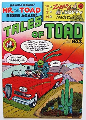 Tales of the Toad And Other Stories #3
