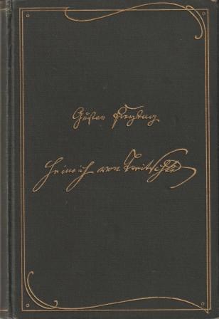 Gustav Freytag und Heinrich von Treitschke im: Freytag, Gustav. Treitschke,