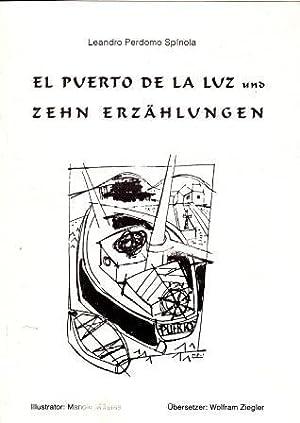 El Puerto de la Luz und Zehn: Spinola, Leandro Perdomo