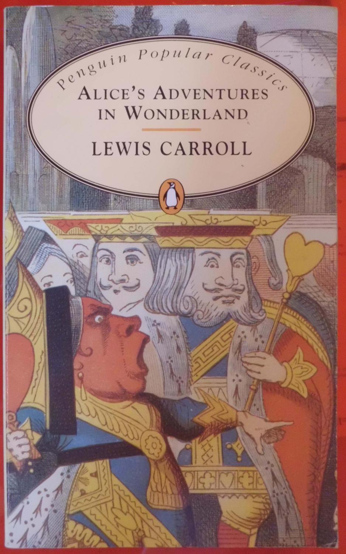 an analysis of lewis carrolls alices adventures in wonderland