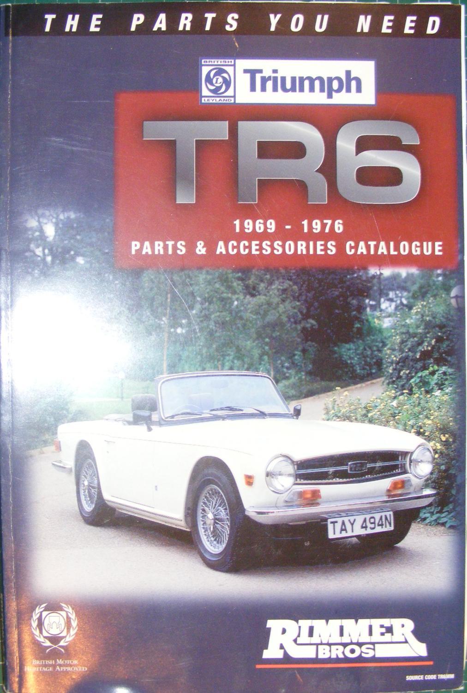 Triumph TR6  1969-1976 Parts & Accessories