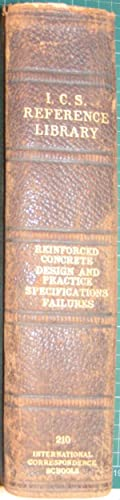 I.C.S. Reference Library No. 210: Reinforced Concrete: anon