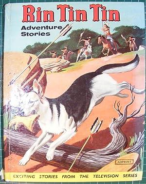 Rin-Tin-Tin Adventure Stories: anon